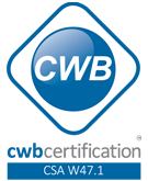 Mid-City Steel is a member of the CWB