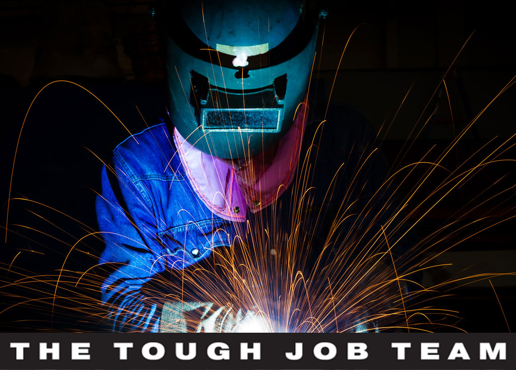 Image of Mid-City Steel Fabricator representing safety value in our work.
