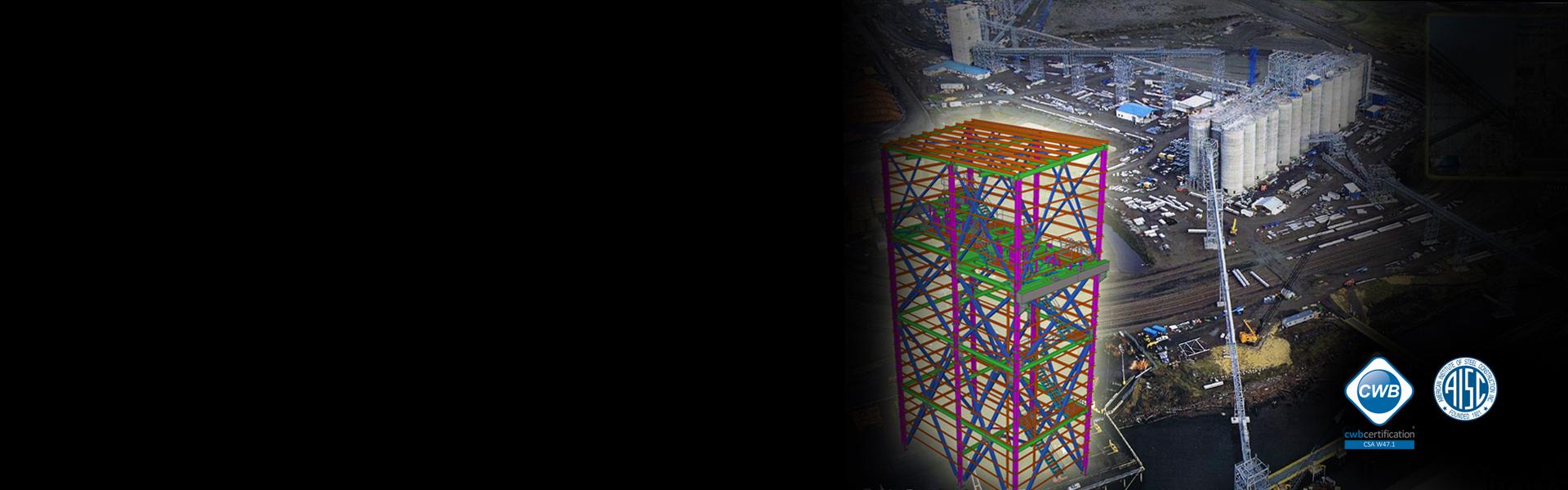 BIM Technology   3D Modeling   Mid-City Steel of La Crosse, WI